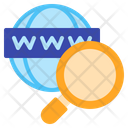 Seo Web Marketing Icon