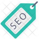 Seo Tag Sticker Icon