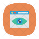 Seo Eye View Icon