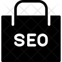 Seo Bag Icon