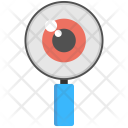 Seo Monitoring Watching Icon