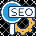 Seo Setup Cog Icon