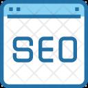 Seo Website Window Icon