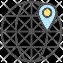 Seo Location Pin Icon