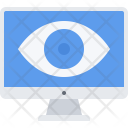 Monitoring Web Eye Icon