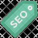 Seo Tag Search Icon