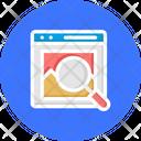 Seo Analysis Seo Audit Seo Checker Icon