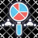 Seo Analytic Data Analytics Seo Infographic Icon