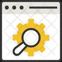 Seo Analytics Icon