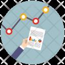 Seo Analytics Marketing Icon