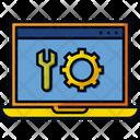 Seo And Web Icon