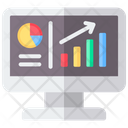 Summary Commerce And Shopping Business Report Icon