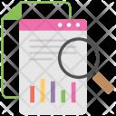 Data Driven Seo Icon