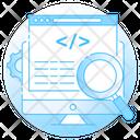 Seo Audit Checklist List Analysis Icon
