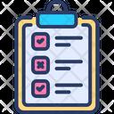 Seo Audit Audit Checklist Icon