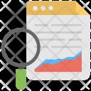 Seo Audit Web Icon