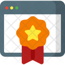 Seo Award Page Icon