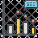Seo Benchmark Benchmark Chart Icon