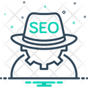 Seo Blackhat Icon