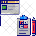 Accountingm Seo Calculation Seo Planning Icon