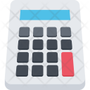 Seo Calculator Business Icon
