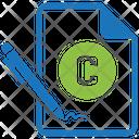 Seo Copywriting Writing Copywriting Icon