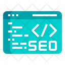 Seo Development Icon