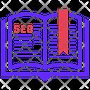 Seo Documentation Seo Plan Icon