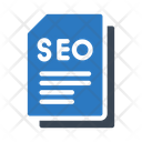 Seo File Icon