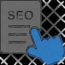Seo File Icon