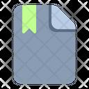 Seo File Seo Badge Icon