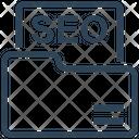 Seo Folder File Icon