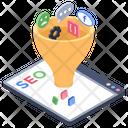 Seo Funnel Icon