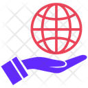 Seo Global Seo Plan Icon