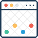 Seo Graph Online Icon