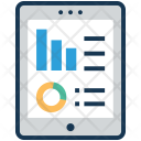 Seo Graph Chart Icon
