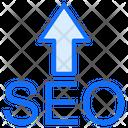 Seo Growth Icon