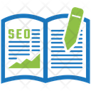 Seo Guide Seo Technology Icon