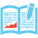 Seo Guide Technology Business Icon