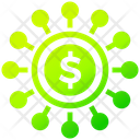 Seo Investment Marketing Search Icon