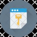 Seo Keyword Icon