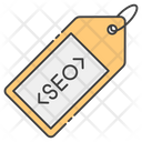 Seo Label Icon