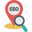 Local Seo Find Search Icon