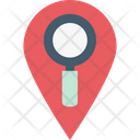 Local Seo Seo Pin Icon