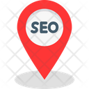 Local Seo Location Seo Icon