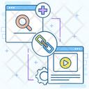 Seo Link Icon