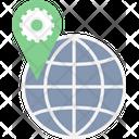 Seo Location Map Icon