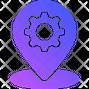 Seo Location Icon