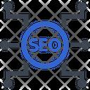 Marketing Optimization Seo Icon