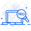 Seo Media Search Engine Optimization Digital Marketing Icon